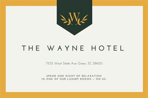 hotel gift certificate template pink gift certificate templates by canva