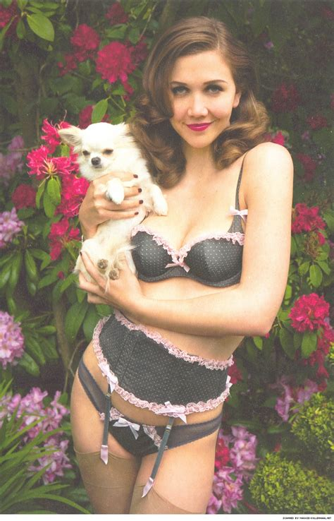 Maggie Gyllenhaal For Provocateur by Provocateur Maggie Gyllenhaal Photo 732986 Fanpop