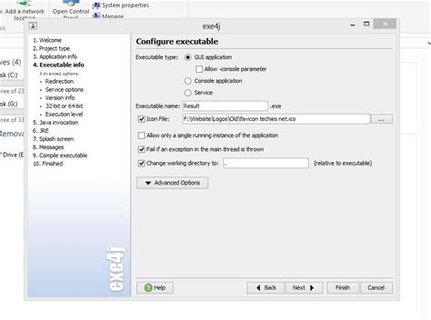 transfer object pattern java exle how to convert java program into executable exe file