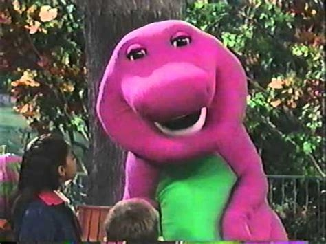 youtube barney and friends halloween party barney s vhs trailer