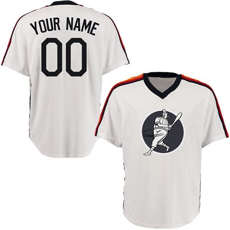 design a jersey cheap new astros white men s customized throwback new design