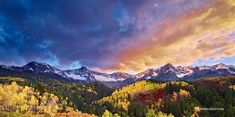 Landscape Photography Colorado Transcendence Mountains David Balyeat Photography