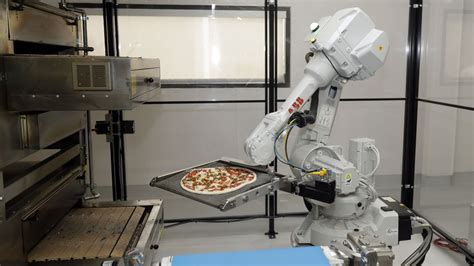 Zume Pizza Mba Internship by Hungry Startup Uses Robots To Grab Slice Of Pizza