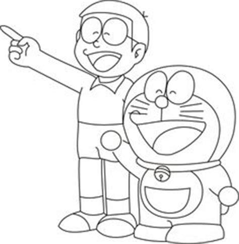 tutorial gambar nobita stunning doraemon dolouring coloring pages free printout