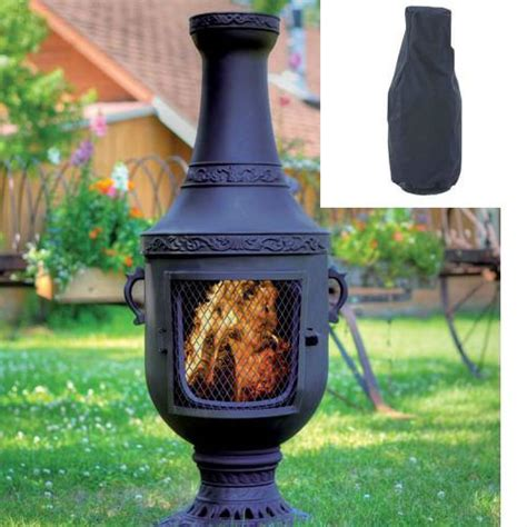 Best Wood For Chiminea Top 17 For Best Wood Burning Chiminea