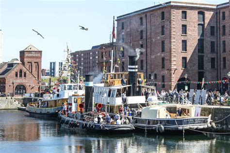 boat ride liverpool a backstage pass to history heritage open days short