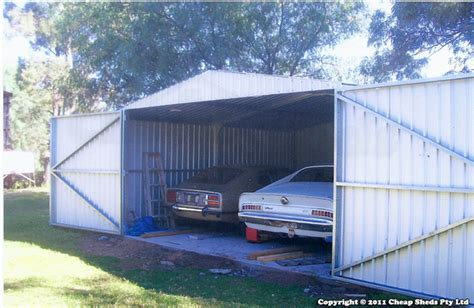 Cheap Garage Garages Adelaide Cheap Sheds