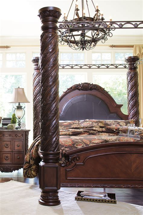north shore canopy bedroom set north shore canopy bedroom set bedroom at real estate