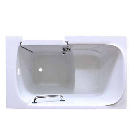 therapy bathtubs care series 3048 soaker walk in bathtub by american