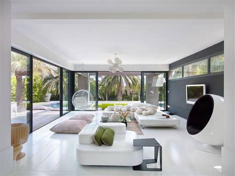 sleek living room decor interior design ideas