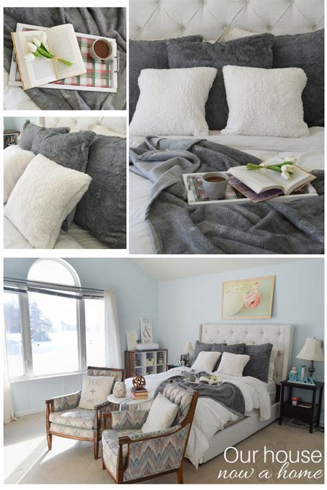 how to decorate our home how to cozy up a home with decor for winter our house