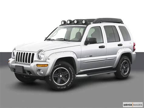 Jeep Liverty 2003 Jeep Liberty Photos Informations Articles