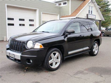 2007 Jeep Compass Gas Mileage 2007 Jeep Compass Limited 4dr Suv 4wd In Bethany Ct