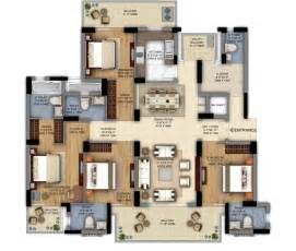 In Plan Dlf The Ultima Floor Plans