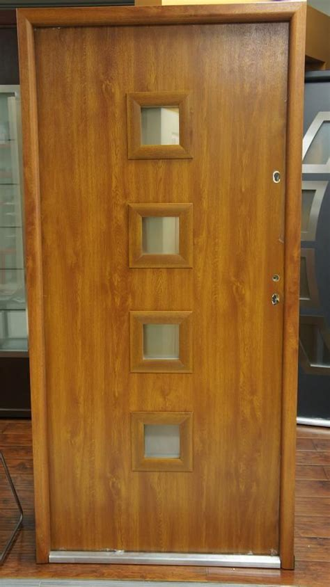Exterior Doors Chicago Chicago Modern Metal Front Entry Door Contemporary Front Entry Doors Pinterest A Well