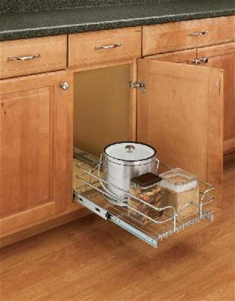 9 Inch Cabinet Pull Out by 9 Inch Pull Out Shelf Chrome 5wb1 0918 Cr