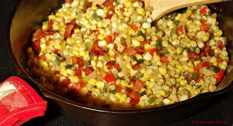 corn fryer fried corn southern style side dish the saucy southerner
