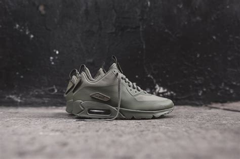 air max 90 sneaker boot nike air max 90 sneakerboot sp patch pack another look