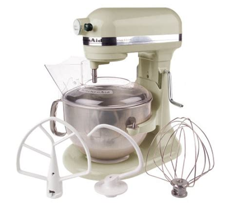 kitchenaid 6qt 450 watt deluxe edition stand mixer with