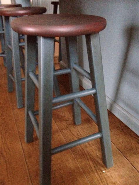 how to paint a bar stool 25 best painted stools ideas on pinterest hand painted