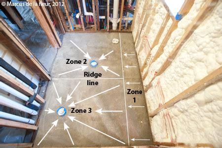 Putting New Bathroom In Basement Bathroom Dig Up Basement Floor Bathroom Floors