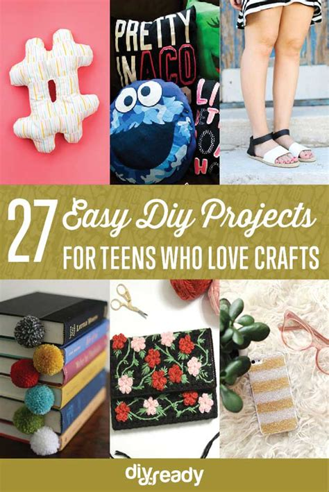 diy projects easy 27 easy diy projects for teens who love to craft