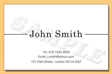 email card template uk business card template no 2 nevex