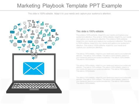 Innovative Marketing Playbook Template Ppt Exle Powerpoint Playbook