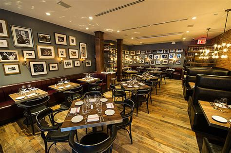 writing room restaurant nyc a rebirth for the legendary elaine s in new york buro 24 7