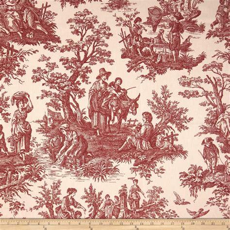 designer home decor fabric waverly country life garnet discount designer fabric