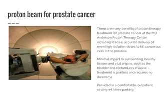 Proton For Cancer Proton Therapy For Cancer