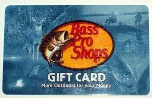 Pro Bass Gift Cards - bass pro shops gift card giveaway bushwhacking fool