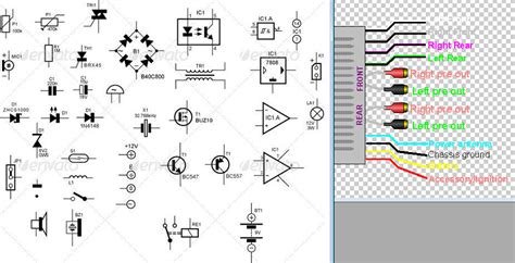 audio wiring diagram software 28 images free