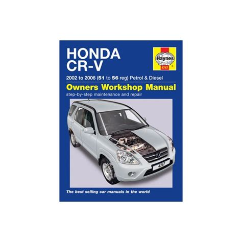 service manuals schematics 2002 honda cr v auto manual haynes workshop manual for honda cr v 2002 2006