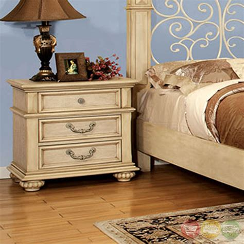 antique white bedroom set waldenburg traditional antique white bedroom set with