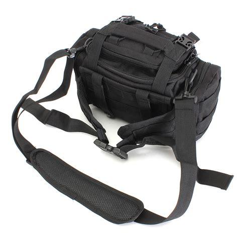 Lock Lock Water Bottle 1 2l fishing tackle bag pack waist shoulder fish reel lures