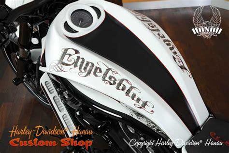 Motorrad Shop Gelnhausen by Night Rod Special Umbau Engelsblut Custombike Customshop