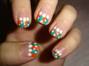 rainbow design for short nails fashion belief
