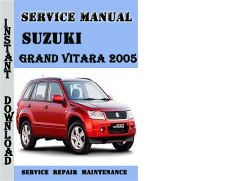 electronic toll collection 1999 suzuki grand vitara interior lighting service manual repair anti lock braking 2005 suzuki grand vitara electronic throttle control