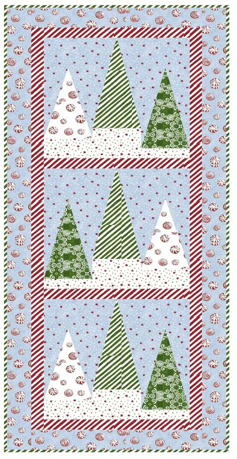 free pattern christmas tree quilt quilt inspiration free pattern day christmas quilts