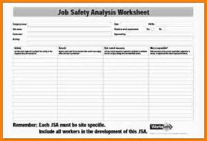 Hazard Analysis Template by Doc 680460 Site Analysis Template Safety