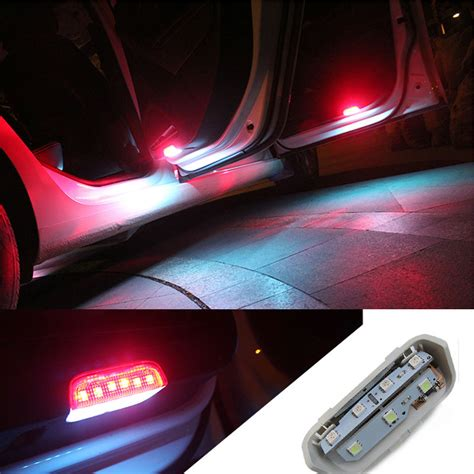 Door Led Lights by Hight Quality Led Door Warning Light With Shell For Vw