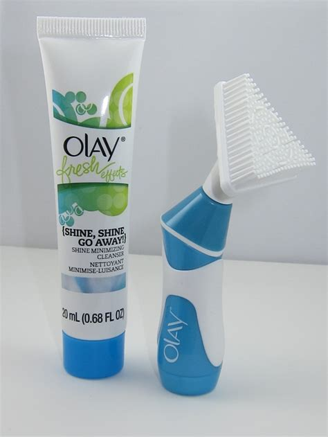 Olay Brush olay fresh effects va va powered contour cleansing