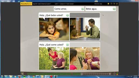 rosetta stone youtube italian learning rosetta stone spanish youtube