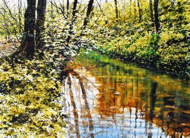 Peinture Qui Reflete La Lumiere by Dessin Et Peinture Vid 233 O 1071 Une Peinture Aquarelle