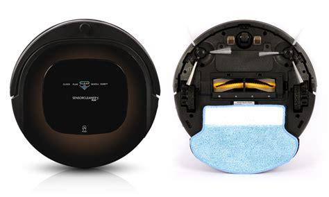 aspirapolvere lava pavimenti robot lavapavimenti e aspirapolvere sensor cleaner plus
