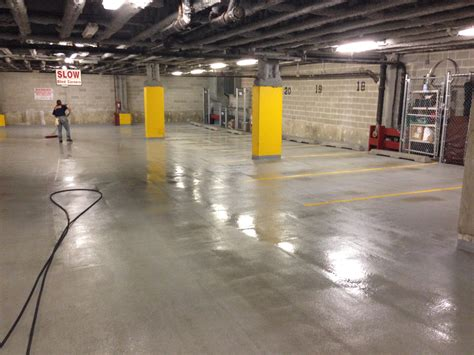 Power Wash Garage by Parking Garage Pressure Washing Chicago Chicago Pressure