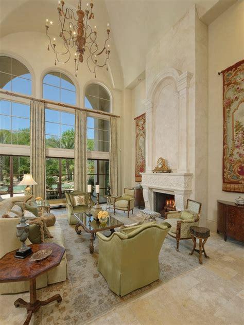 mediterrane türen raumgestaltung wohnzimmer farben
