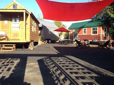 Take A Tiny House Vacation Lifeedited Caravan The Tiny House Hotel