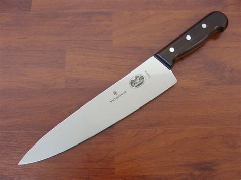 victorinox kitchen knives victorinox chef knife 25cm rosewood kitchen knives